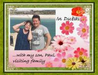 WITH PAUL IN DUBAI