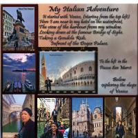 ITALIAN ADVENTURE  1 - VENICE