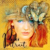 Paper Portrait 2