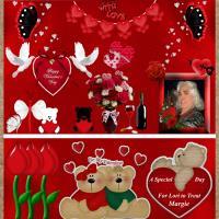 Happy Valentine's Day Margie!!!