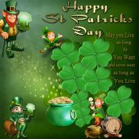 WELCOME ST PATRICKS DAY 2019