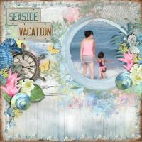 Seaside vacation
