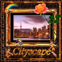 CITYSCAPE - Random Word Choice
