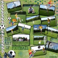 the Art of Football