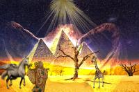 CREATING THE PYRAMIDS