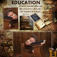 EDUCATION - Double up