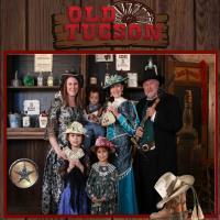 The Gang at Old Tucson Studios