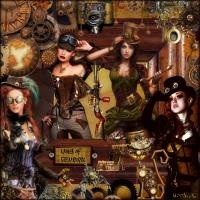 Ladies Of Steampunk