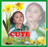 my cute little one