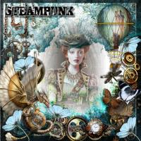 Elegant steampunk