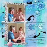 Granddad and GG