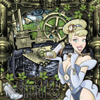 Steampunk Cinder