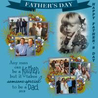 Happy Father Day 2019