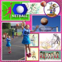 Netball Moods