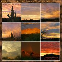 Southern Arizona Sunsets