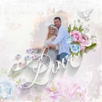 Word art 2019 - romantic day