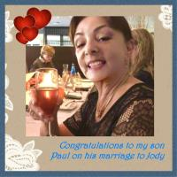 CONGRATULATIONS TO PAUL AND JODY