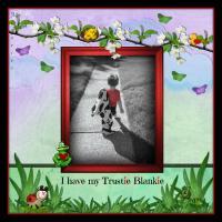 Trustie Blankie