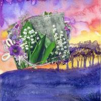 WILDFLOWERS, FRAME & MASK3