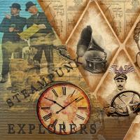 STEAMPUNK EXPLORERS