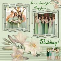 Split Background_Bridesmaid Dresses