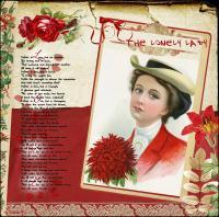 the Lonley  Lady