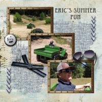 Eric's Summer Fun 2019