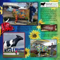 Herd of Cows Morrinsville