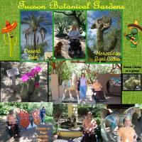 Tucson Botanical Gardens Day Trips