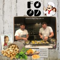 Foodies Vince & Boyd June 19