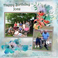 Happy Birthday Joce Oct 19