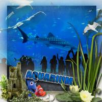 A for Aquarium