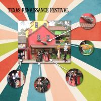 Texas Renaissance Festival - Bits & Pieces