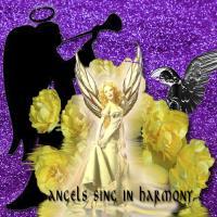 ANGELS SING IN HARMPNY