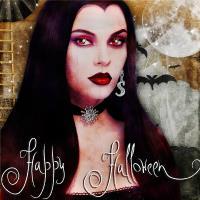 Happy Halloween Vampira