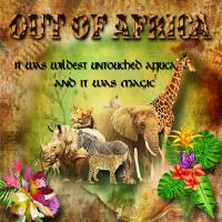 1 OUT OF AFRICA
