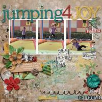Jumping 4 joy
