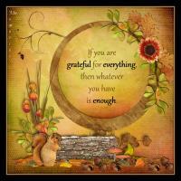 Grateful Enough