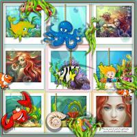 Mermaid Splash