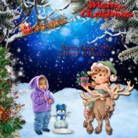 Ooops!  Santa forgot this!!!!!