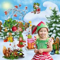 C IS FOR CHRISTMAS 2019 - 1