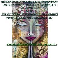 Hearing my prayer,