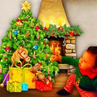 Dominics First Christmas