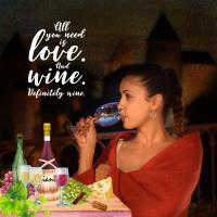 All You Need is Love... And Wine