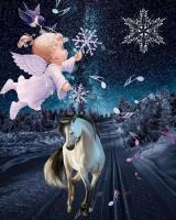 Star light Snow beauty
