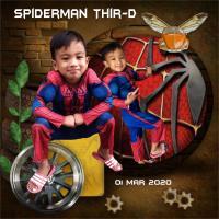 Spiderman Thir-D