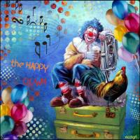 the Happy Clown