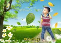 Spring Time Inigo