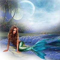 Fantasy by the Sea