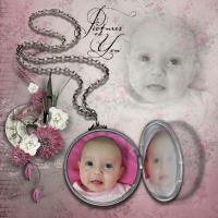 Amirah locket